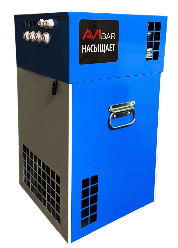 аппарат газированнгой воды
