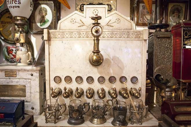 аппарат газированной воды